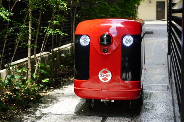 人手不足に切り札?宅配ロボットが「ゆうパック」配達―郵便局など実験