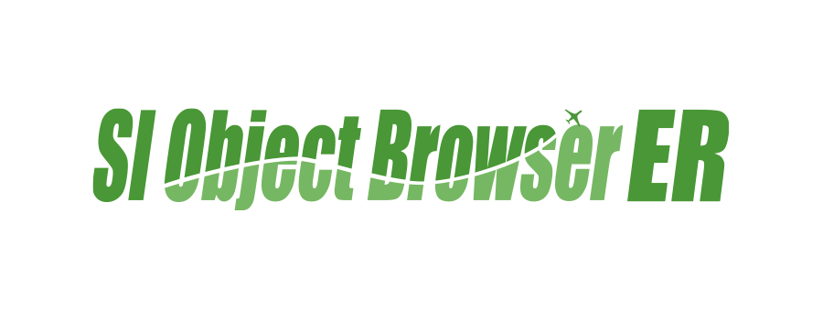 SI Object Browser ER