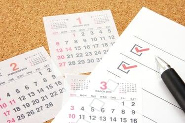 プロジェクト管理を円滑に進めるために、カレンダー活用の5つのポイントとは?(Vol.68)
