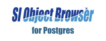 【製品情報】SI Object Browser for Postgres 20リリースのお知らせ