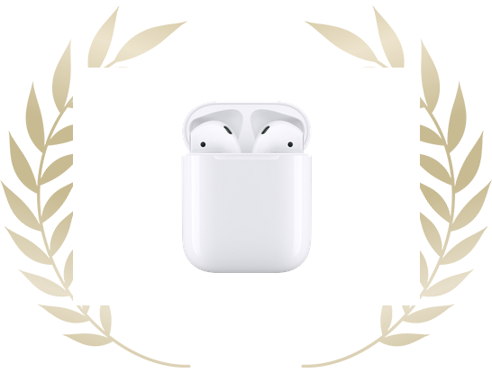 AirPods with Charging Case​