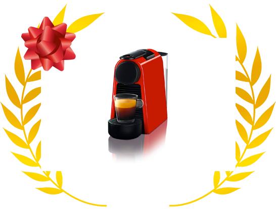 ネスプレッソ コーヒーメーカー D30RE-CP