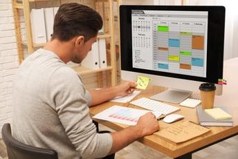 エクセルを使った工数管理の作り方や、メリット・デメリットを学ぶ