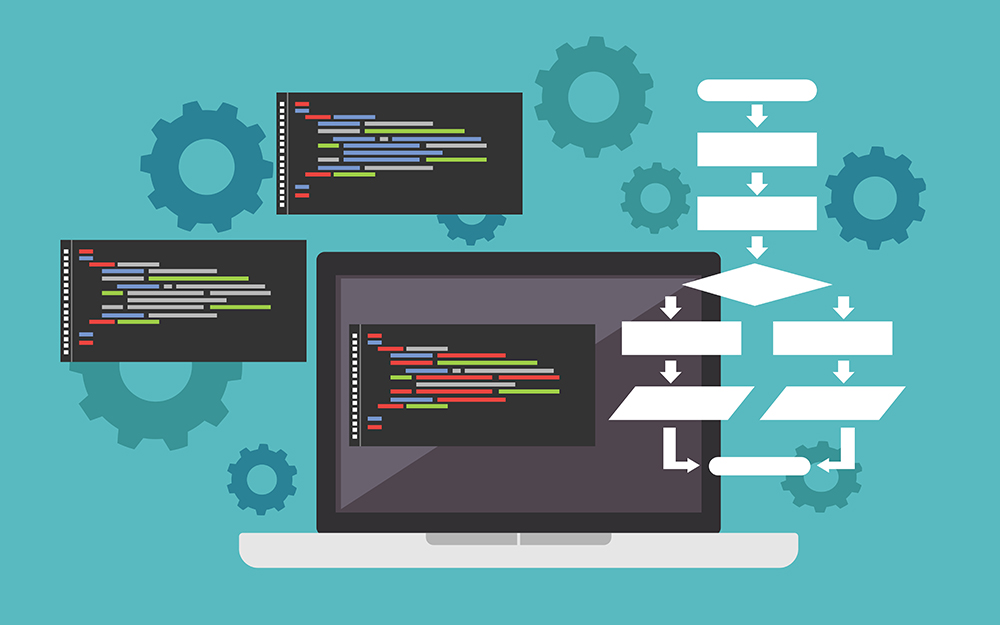 定番プログラミングフレームの代表例ご紹介