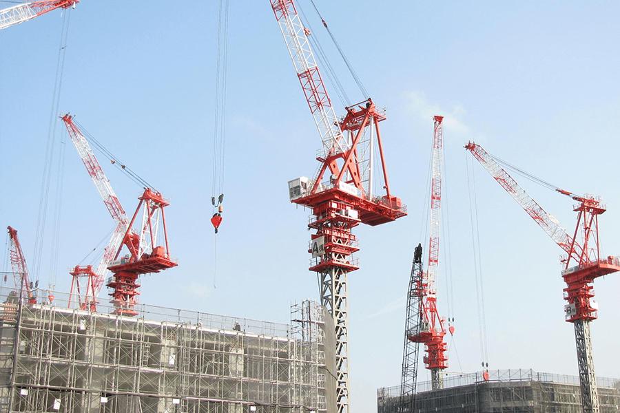 工事業・プロジェクト型ビジネス業