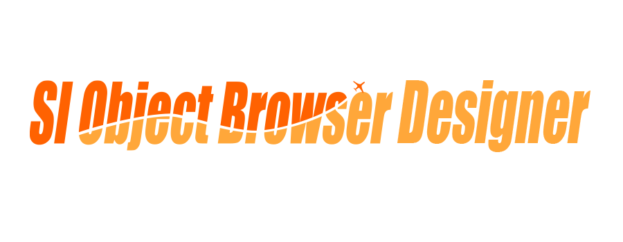 SI Object Browser Designer