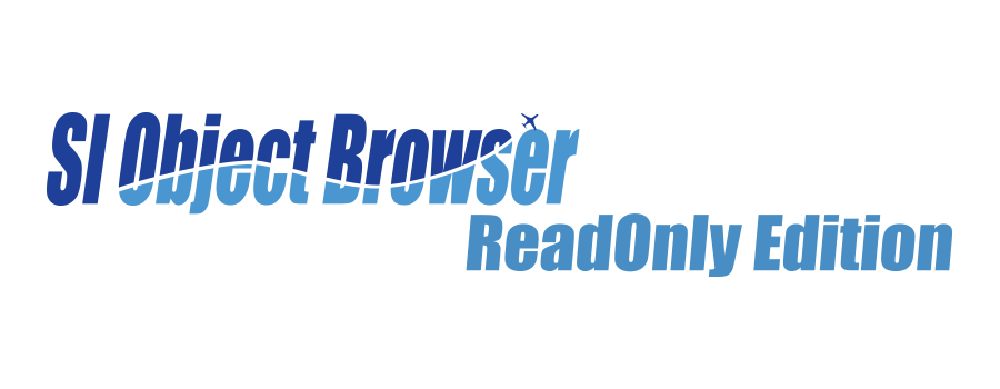 SI Object Browser Read Only Edition