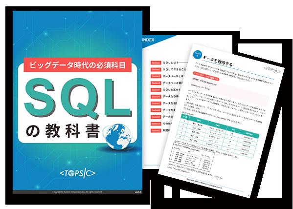 ビッグデータ時代の必須科目 SQLの教科書