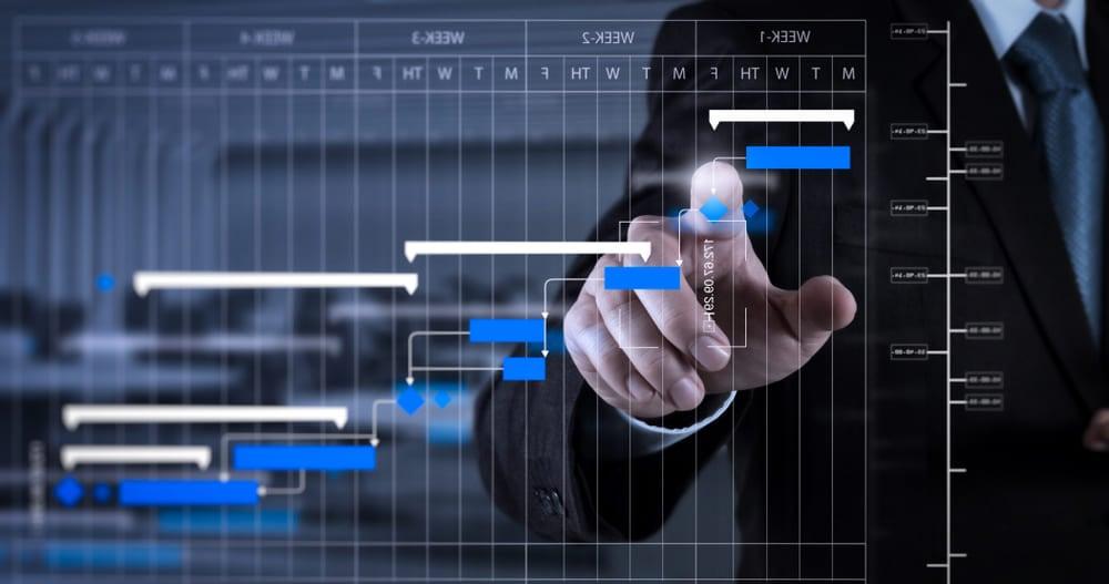 プロジェクト・スケジュール管理に使える厳選ガントチャートツール