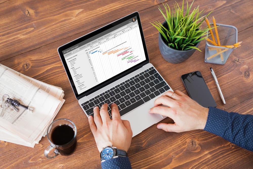 ExcelでWBSを作る方法。タスク管理用テンプレートも紹介!